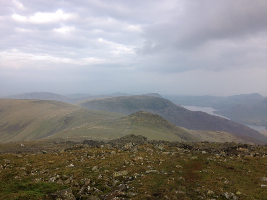 A Wainwright Bagging Adventure