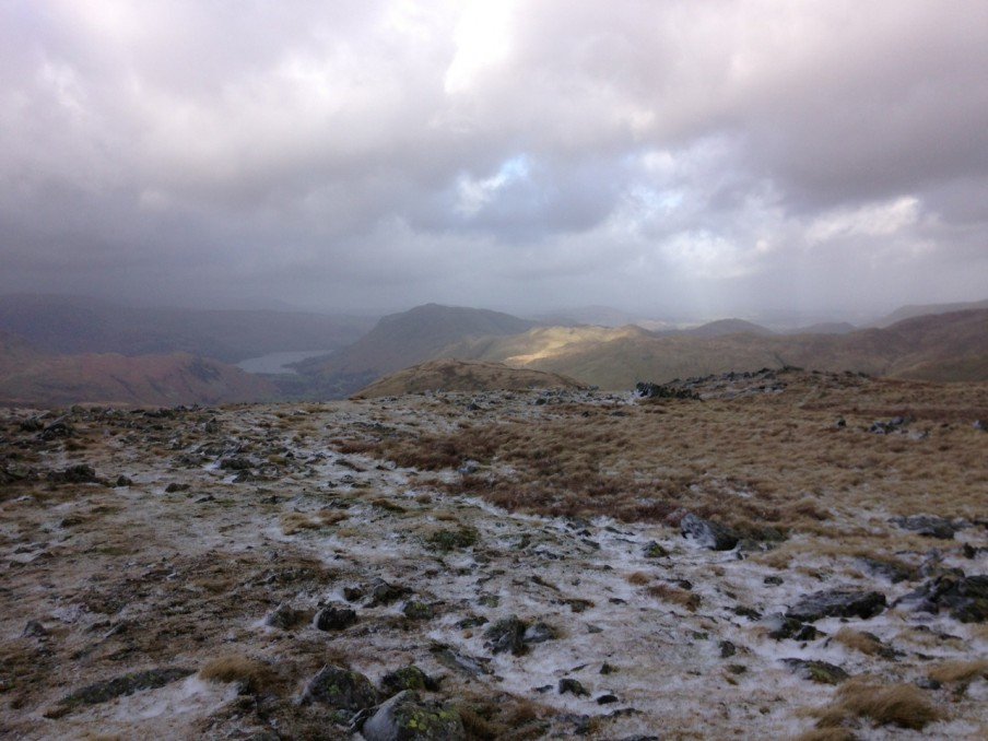 View from Caudale Moor