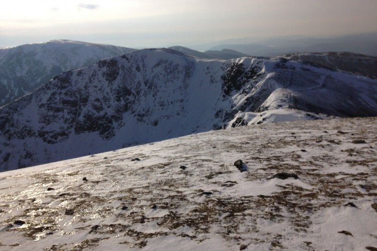 High on Helvellyn 12